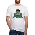 Trucker Travis Fitted T-Shirt