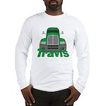 Trucker Travis Long Sleeve T-Shirt
