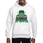 Trucker Travis Hooded Sweatshirt