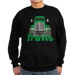 Trucker Travis Sweatshirt (dark)