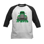 Trucker Travis Kids Baseball Jersey