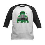 Trucker Travis Kids Baseball Jersey