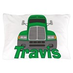Trucker Travis Pillow Case