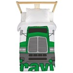 Trucker Travis Twin Duvet