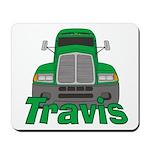 Trucker Travis Mousepad