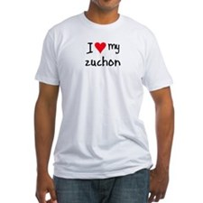 I LOVE MY Zuchon Shirt