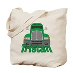 Trucker Tristan Tote Bag
