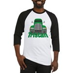 Trucker Tristan Baseball Jersey