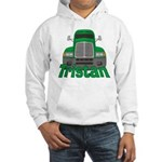 Trucker Tristan Hooded Sweatshirt