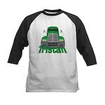 Trucker Tristan Kids Baseball Jersey