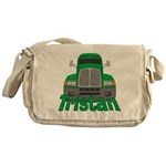 Trucker Tristan Messenger Bag