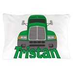 Trucker Tristan Pillow Case
