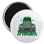 Trucker Tristan Magnet