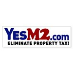 YESM2 Bumper Sticker