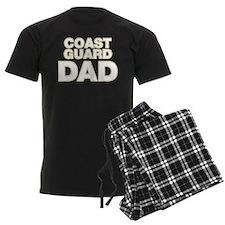 Coast Guard Dad Pajamas