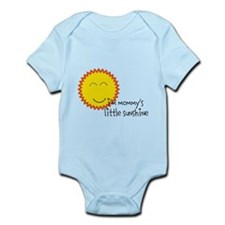 mommys little sunshine baby bodysuit Body Suit