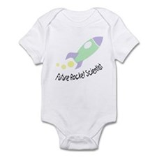 Baby Rocket Scientist Infant Bodysuit