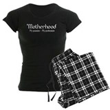 Motherhood for light backgrounds Pajamas