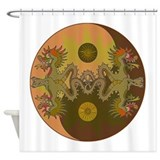Dragon Zen Shower Curtain