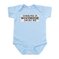Woodside: Loves Me Infant Creeper