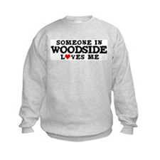 Woodside: Loves Me Sweatshirt