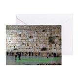 Three Pillars Bar/Bat Mitzvah Card