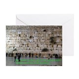 Bar/Bat Mitzvah Three Pillars Cards (Pk of 10)