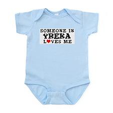 Yreka: Loves Me Infant Creeper