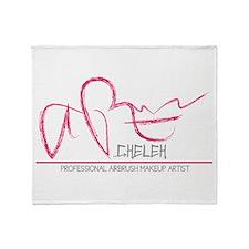 AR Logo Lg Throw Blanket