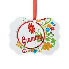 Fantastic Grammy.png Picture Ornament