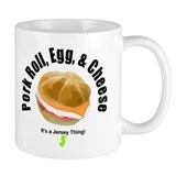Pork Roll Small Mugs