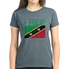 I Rep Saint Kitts Tee