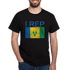 I Rep Saint Vincent T-Shirt