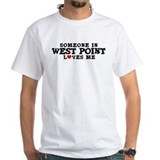 West Point: Loves Me Shirt
