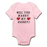 Will you marry? Onesie
