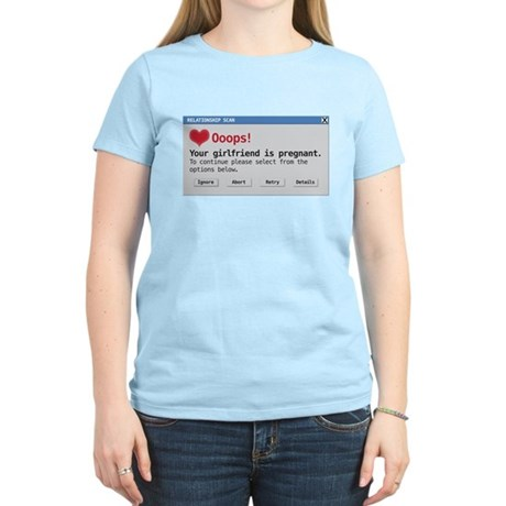 relationship scan Women's Light T-Shirt