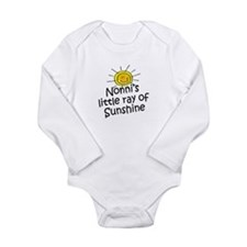 Cute Loved family Long Sleeve Infant Bodysuit