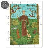 Saint Francis of Assisi Puzzle