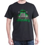 Trucker Wesley Dark T-Shirt