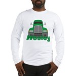 Trucker Wesley Long Sleeve T-Shirt