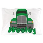 Trucker Wesley Pillow Case