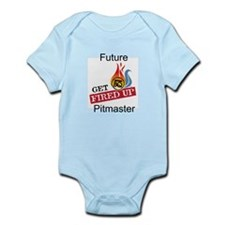 Future Pitmaster Infant Bodysuit