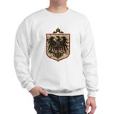 German Imperial Eagle Distressed Sweatshirt