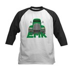 Trucker Erik Kids Baseball Jersey