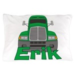 Trucker Erik Pillow Case