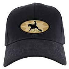 Baseball Hat Gold Reining