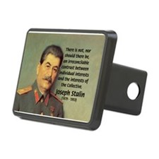Joseph Stalin Hitch Cover