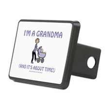 I'm A Grandma Hitch Cover