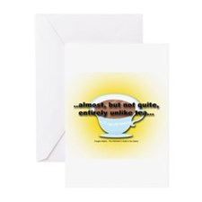 ALMOST UNLIKE TEA Greeting Cards (Pk of 10)