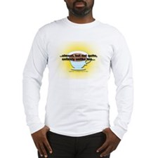 ALMOST UNLIKE TEA Long Sleeve T-Shirt